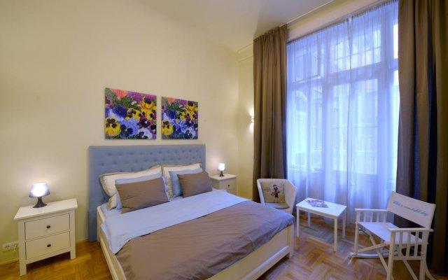 Отель Klarahome Budapest Венгрия, Будапешт - отзывы, цены и фото номеров - забронировать отель Klarahome Budapest онлайн комната для гостей