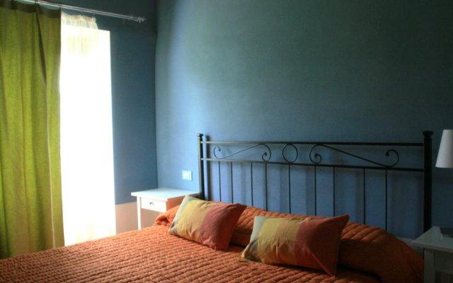 Отель B&B Lo Spigo Аулла комната для гостей