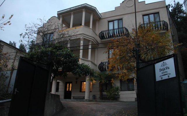 Отель At Home вид на фасад