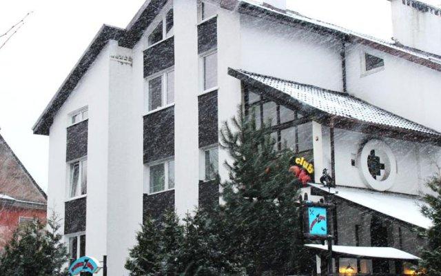 Гостевой дом Робинзон Калининград вид на фасад