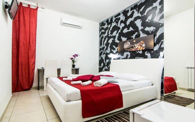 Отель Acanto Room Deluxe комната для гостей