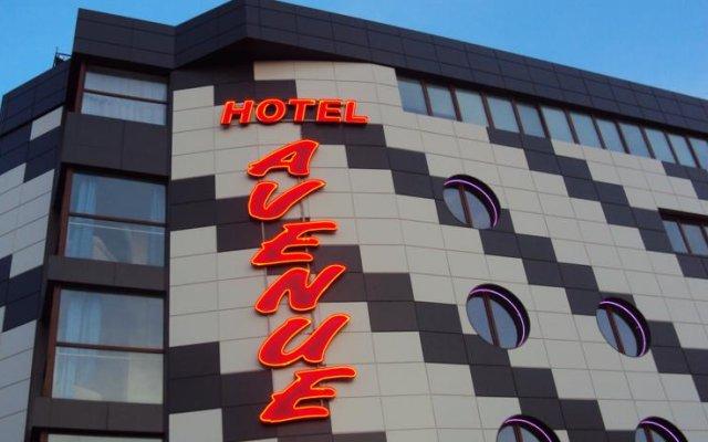 Отель Avenue Болгария, Солнечный берег - отзывы, цены и фото номеров - забронировать отель Avenue онлайн вид на фасад