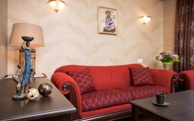 Санаторий Плаза Кисловодск комната для гостей