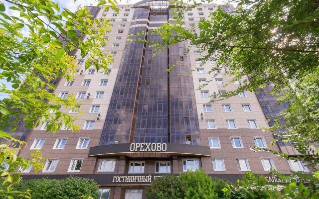 Гостиничный Комплекс Орехово вид на фасад