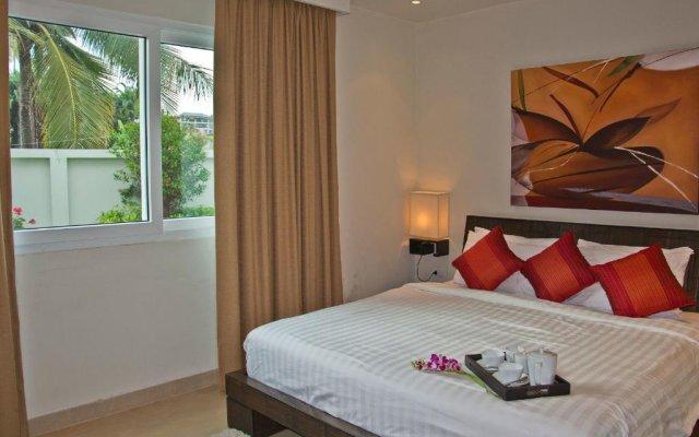 Отель Raya Beachloft комната для гостей