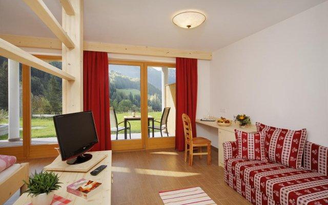 Отель Leitenhof Валь-ди-Вицце комната для гостей