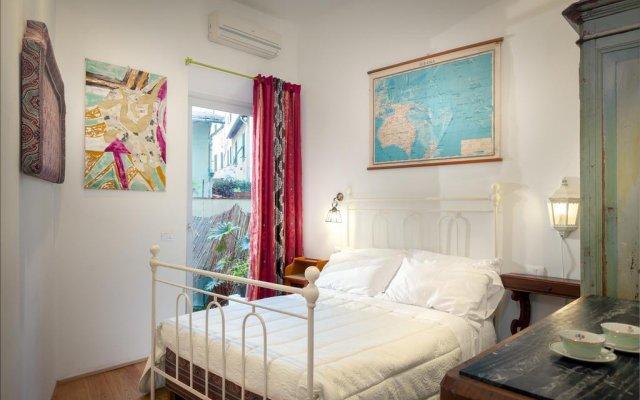 Апартаменты Florence Vintage Apartments комната для гостей