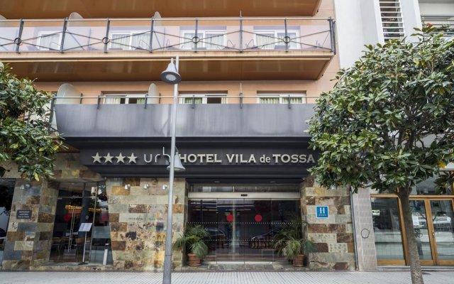 Hotel URH Vila de Tossa вид на фасад