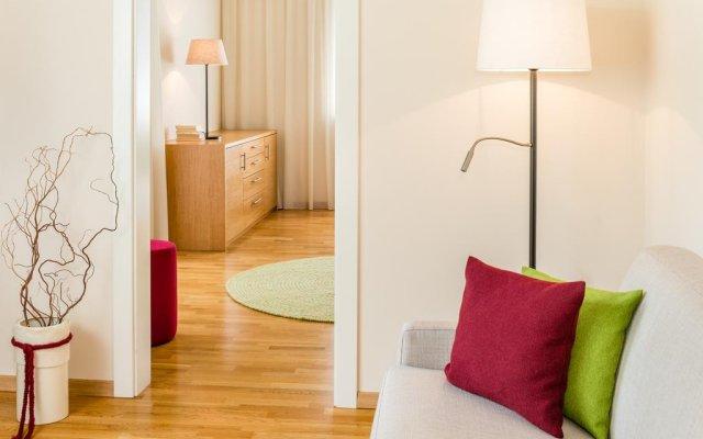 Отель Residence Ladurnerhof Меран комната для гостей