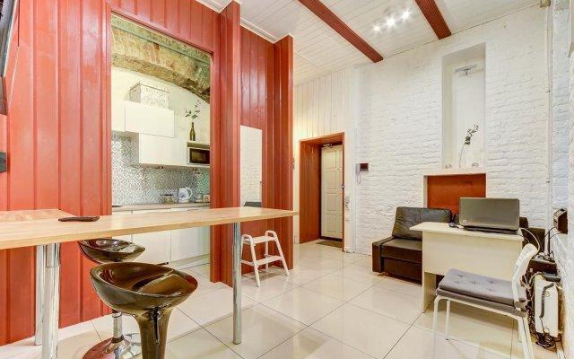 Апартаменты Aurora Apartment Na Maloy Morskoy комната для гостей