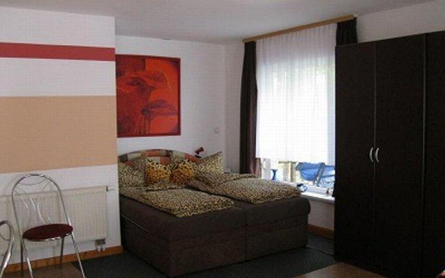 Отель Ferienwohnung Gerlach Германия, Дрезден - отзывы, цены и фото номеров - забронировать отель Ferienwohnung Gerlach онлайн комната для гостей