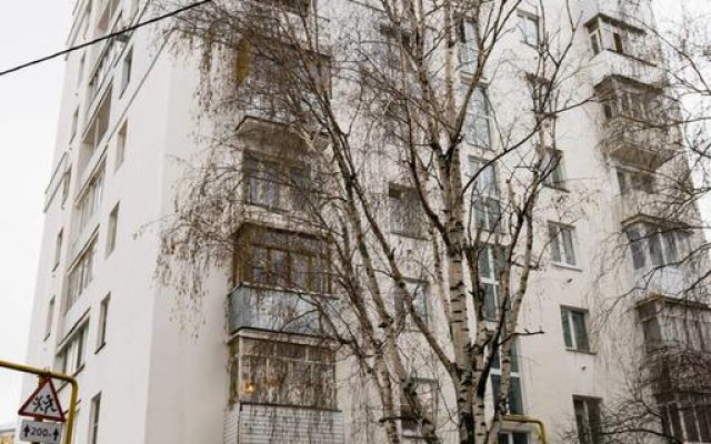 Апартаменты Apartment Oka вид на фасад