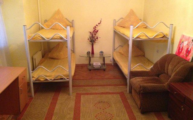 Hostel Park Алматы комната для гостей