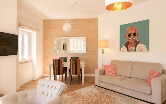 Отель Traveling To Lisbon 295 Marques do Pombal комната для гостей