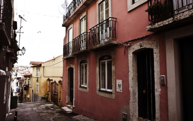 Отель Wonderful Lisboa Olarias