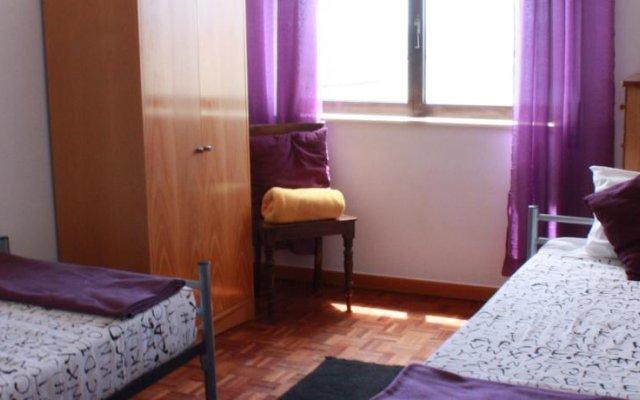 Отель Martin's Lodge комната для гостей