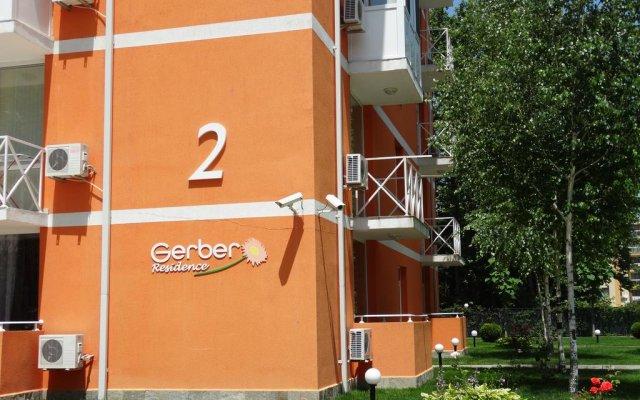 Апартаменты Gerber 2 Studio Солнечный берег