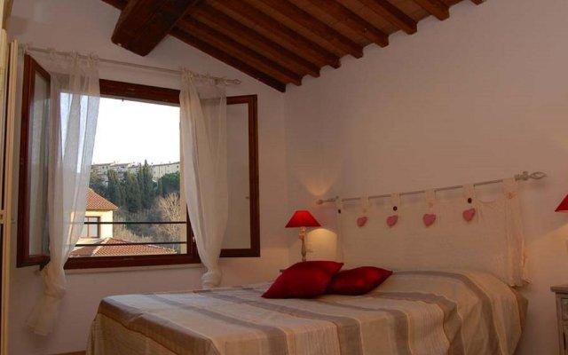 Отель Borgo Renaio Гуардисталло комната для гостей