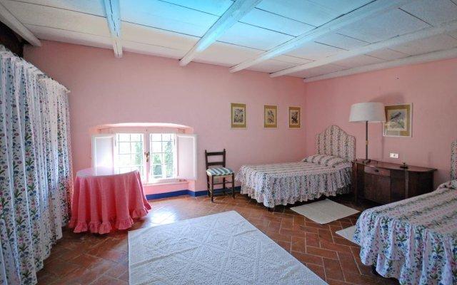 Отель Villa Olivum Лукка комната для гостей