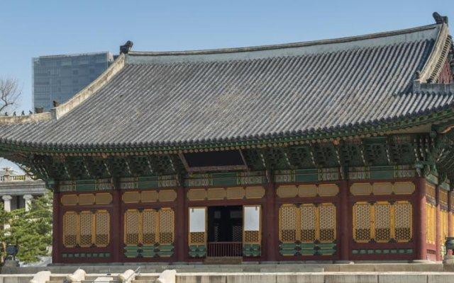 Отель Y House Namdaemun Южная Корея, Сеул - отзывы, цены и фото номеров - забронировать отель Y House Namdaemun онлайн вид на фасад
