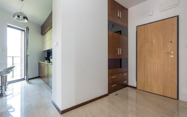Апартаменты P&O Apartments Liwiecka комната для гостей