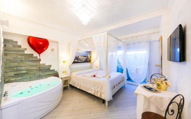 Отель Tiburtina Royal Suites комната для гостей