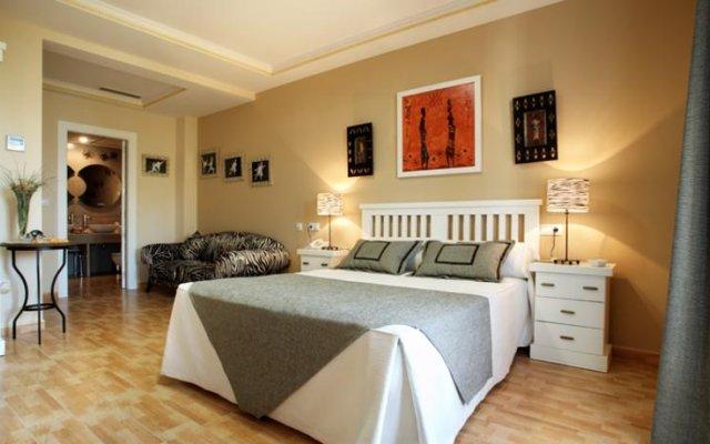 Hotel Palacios Новельда комната для гостей