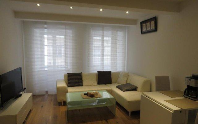 Апартаменты Apartments Spittelberg Gardegasse комната для гостей
