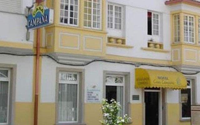 Отель Casa Campaña вид на фасад