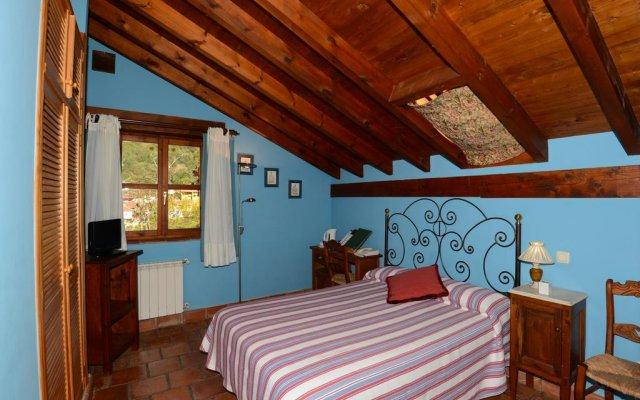 Hotel-Posada La Casa de Frama комната для гостей