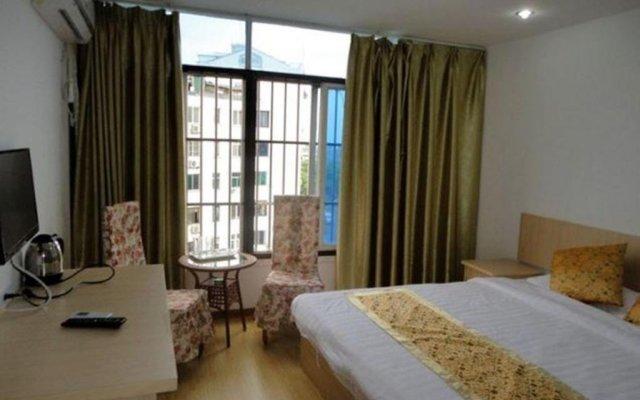 Отель Suzhou Sensheng Guest House комната для гостей