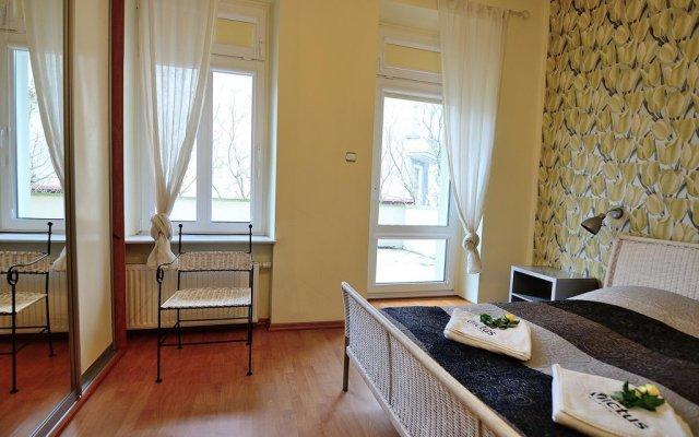 Отель Vic Apartament Prowansja комната для гостей