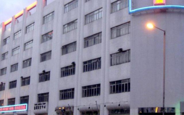 Macau Masters Hotel вид на фасад