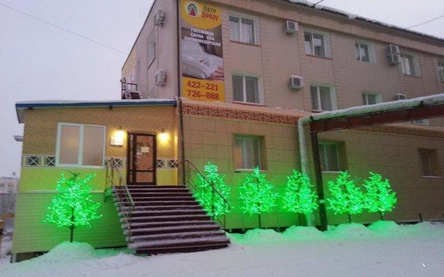 Гостиница Орто Дойду вид на фасад