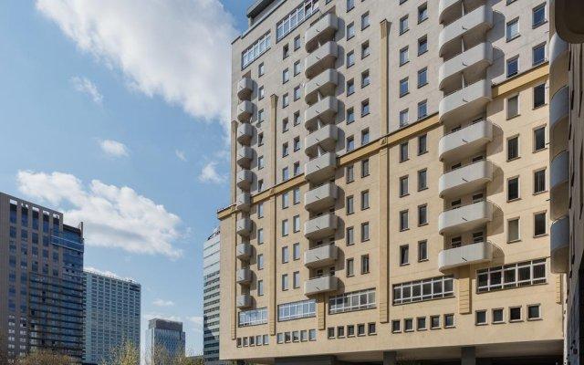 Апартаменты Platinum Apartments вид на фасад