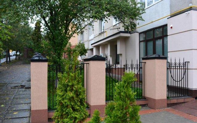 Hotel Sacvoyage вид на фасад