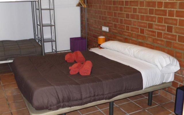 Отель Colors Rooms Валенсия комната для гостей