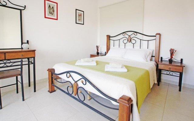 Отель Villa Yvonne комната для гостей