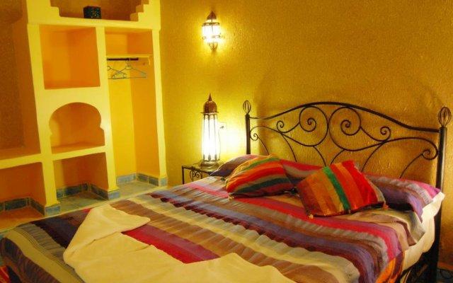 Отель Riad Ali Марокко, Мерзуга - отзывы, цены и фото номеров - забронировать отель Riad Ali онлайн комната для гостей