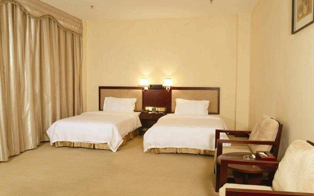 Отель Peace Hotel - Shenzhen Китай, Шэньчжэнь - отзывы, цены и фото номеров - забронировать отель Peace Hotel - Shenzhen онлайн комната для гостей