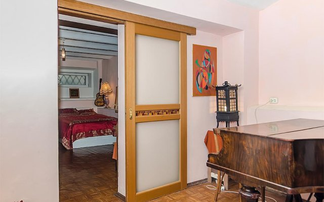 Гостиница Alina na Milionnoy комната для гостей
