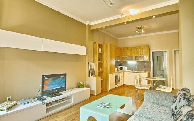 Апартаменты Silver Apartment комната для гостей