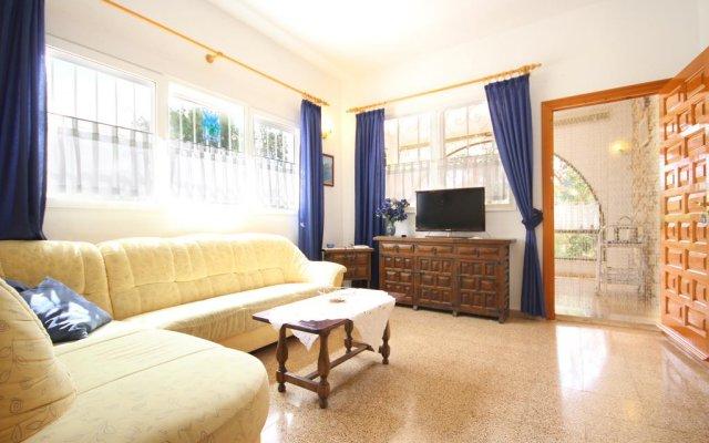 Отель Los Pinos III F комната для гостей