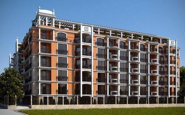 Апартаменты Apartment Harmony вид на фасад