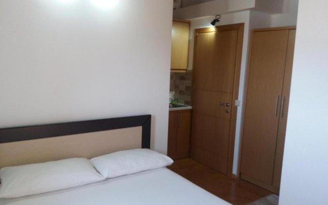 Апартаменты Relax Apartments Ksamil комната для гостей