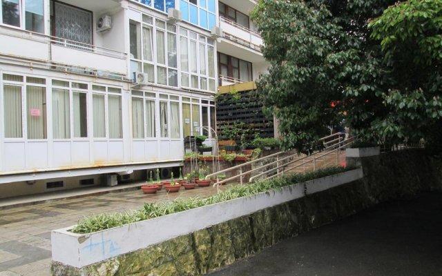 Гостиница Мира в Сочи 5 отзывов об отеле, цены и фото номеров - забронировать гостиницу Мира онлайн вид на фасад