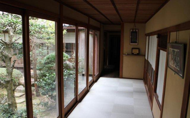 Отель Tatsueji Shukubo Наруто интерьер отеля