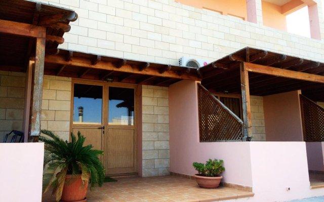 Отель Blue Peter Apartments Кипр, Протарас - отзывы, цены и фото номеров - забронировать отель Blue Peter Apartments онлайн вид на фасад