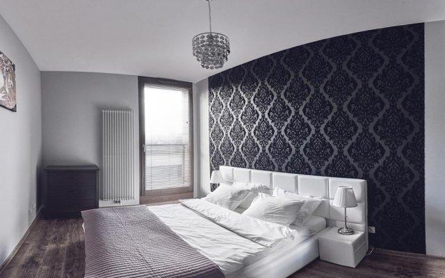 Отель Luwri Apartments Польша, Варшава - отзывы, цены и фото номеров - забронировать отель Luwri Apartments онлайн комната для гостей