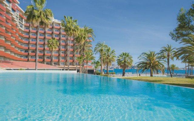 Hotel Riu Palace Bonanza Playa бассейн